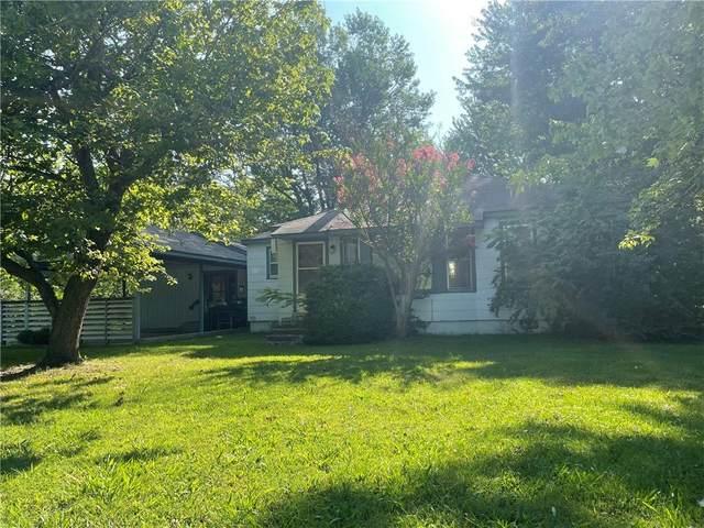 601 S Dixieland Road, Rogers, AR 72758 (MLS #1192602) :: McNaughton Real Estate