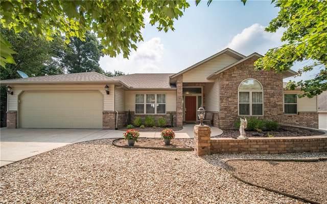 26 Oniell Drive, Bella Vista, AR 72715 (MLS #1192614) :: McNaughton Real Estate