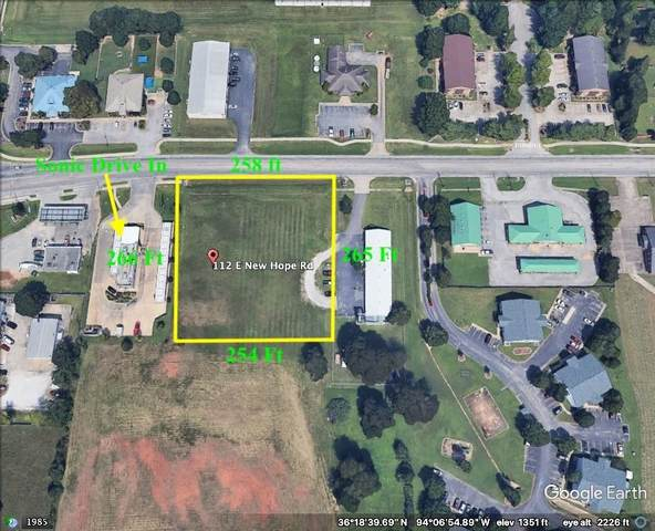 112 E New Hope Road, Rogers, AR 72758 (MLS #1192618) :: McNaughton Real Estate