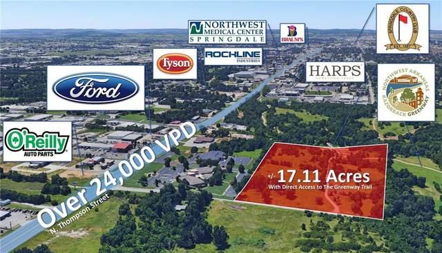 1235 Cooper Drive, Springdale, AR 72764 (MLS #1192635) :: McNaughton Real Estate