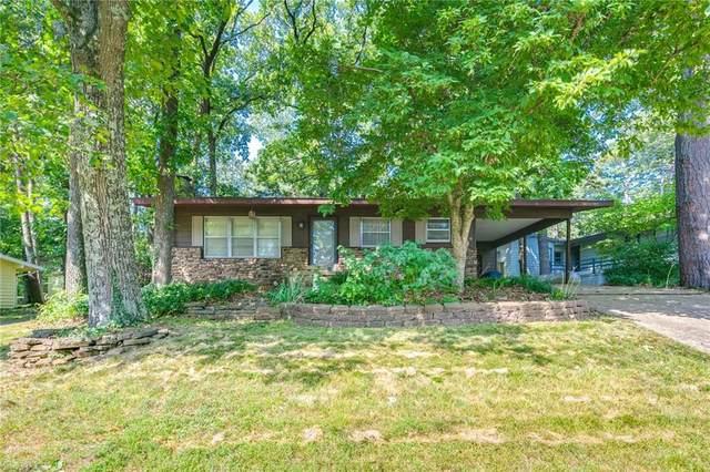18 Grisham Circle, Bella Vista, AR 72715 (MLS #1192639) :: Five Doors Network Northwest Arkansas