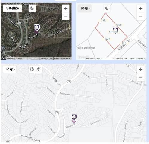 Lot 3, Block 4 Walsham Drive, Bella Vista, AR 72715 (MLS #1192648) :: McNaughton Real Estate