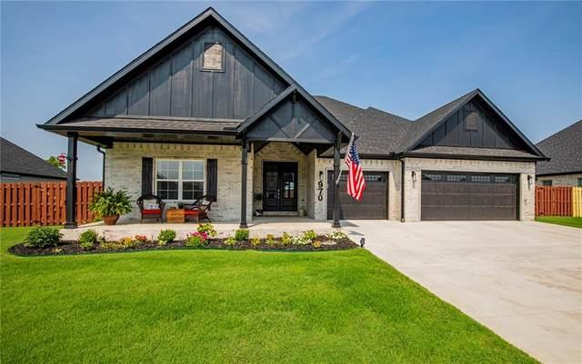 970 Osage View Drive, Bentonville, AR 72713 (MLS #1192677) :: Five Doors Network Northwest Arkansas