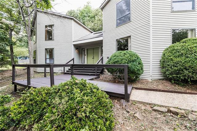 2464 N Jimmie Avenue, Fayetteville, AR 72703 (MLS #1192685) :: McNaughton Real Estate