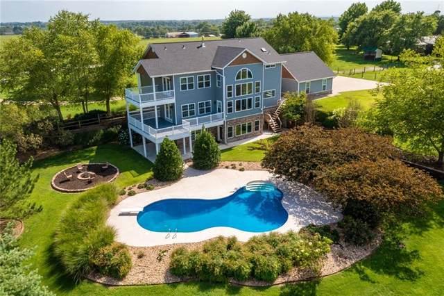 2254 Wildcat Creek Boulevard, Springdale, AR 72762 (MLS #1192707) :: McNaughton Real Estate