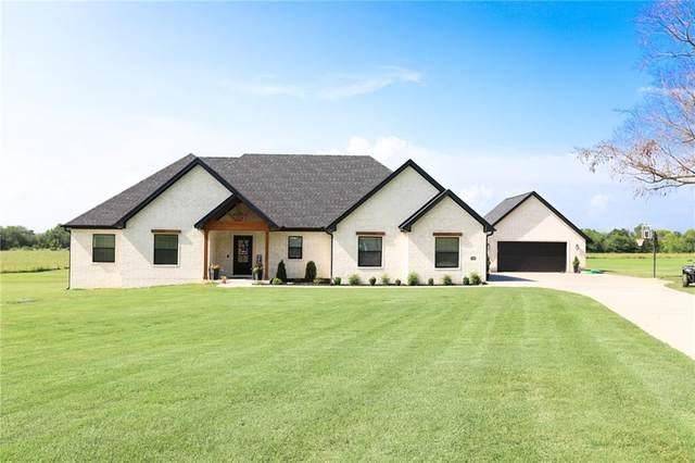 1550 E Butler Street, Prairie Grove, AR 72753 (MLS #1192720) :: McNaughton Real Estate