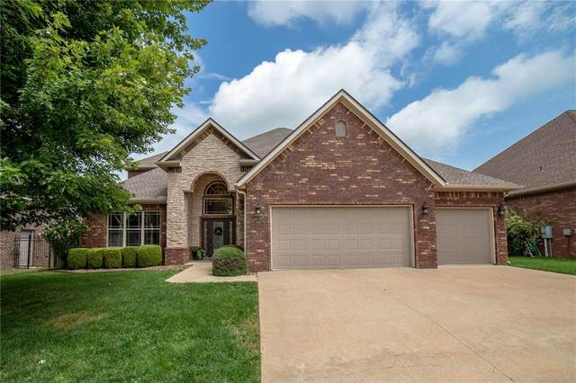 3802 Lone Oak Avenue, Bentonville, AR 72712 (MLS #1192729) :: McNaughton Real Estate