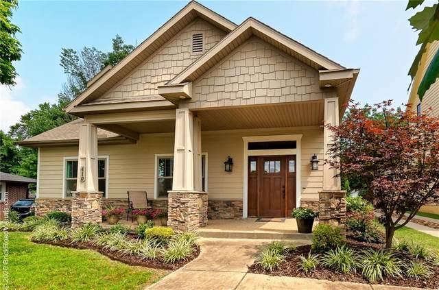 410 NW 5Th Street, Bentonville, AR 72712 (MLS #1192734) :: McNaughton Real Estate