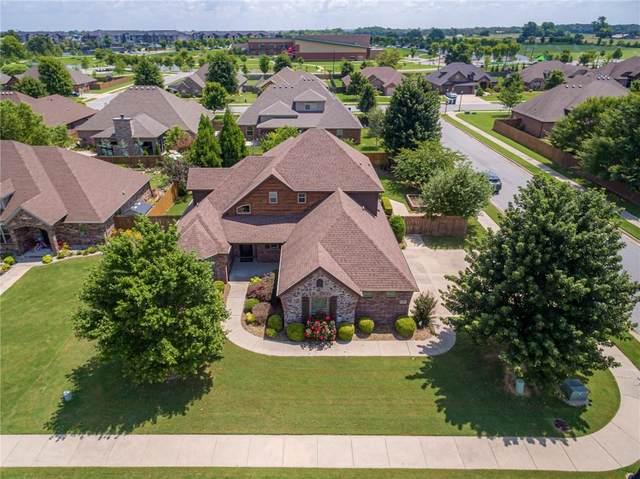 4105 SW Summerbrook Street, Bentonville, AR 72713 (MLS #1192759) :: McNaughton Real Estate