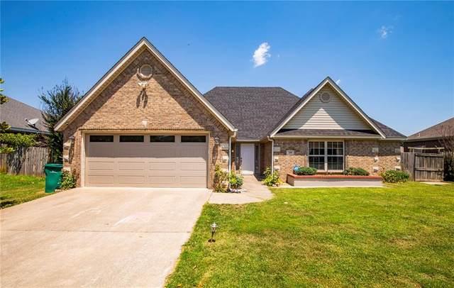 186 Chip Drive, Springdale, AR 72764 (MLS #1192769) :: McNaughton Real Estate