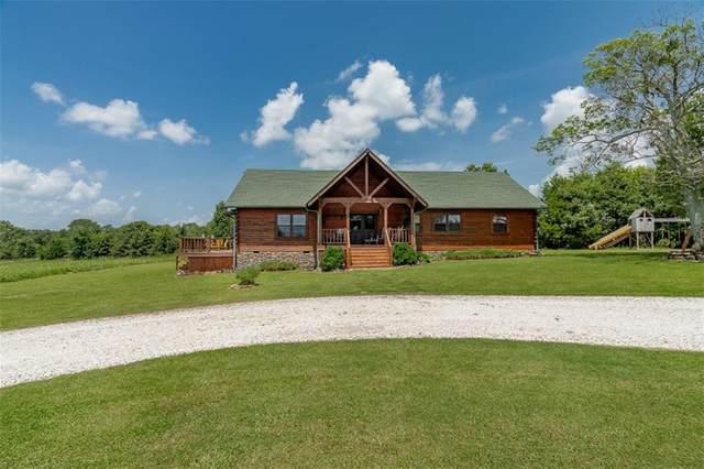 13013 Rocky Hill Road, Prairie Grove, AR 72753 (MLS #1192772) :: McNaughton Real Estate