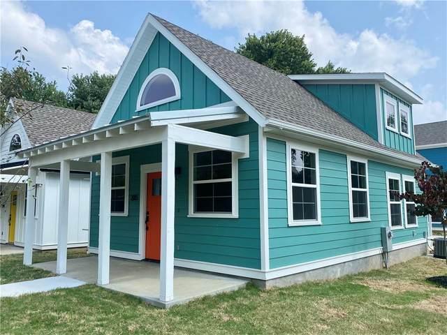 205 E 13th Street, Fayetteville, AR 72701 (MLS #1192774) :: McNaughton Real Estate