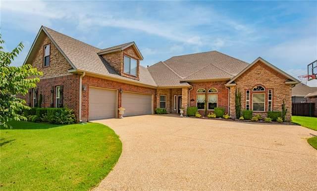 1041 Hunters Pointe, Bentonville, AR 72713 (MLS #1192779) :: Five Doors Network Northwest Arkansas
