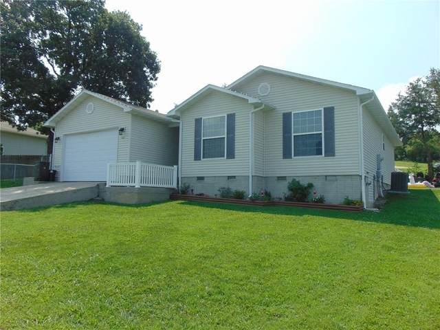 1201 Kimberly Street, Berryville, AR 72616 (MLS #1192833) :: McNaughton Real Estate