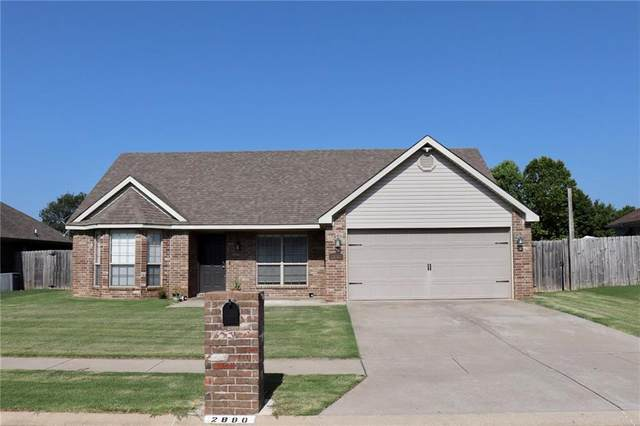 2880 Chip Shot Drive, Farmington, AR 72730 (MLS #1192844) :: McNaughton Real Estate