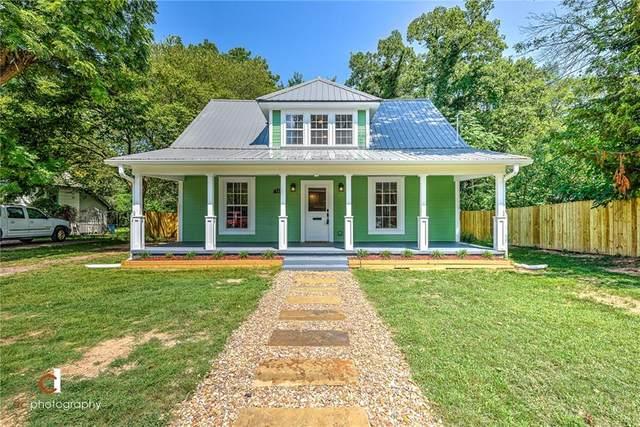 539 Holcomb Street, Springdale, AR 72764 (MLS #1192848) :: McNaughton Real Estate