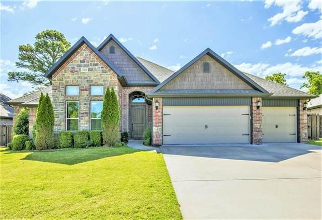 1802 NE Chaucer Street, Bentonville, AR 72712 (MLS #1192851) :: Five Doors Network Northwest Arkansas