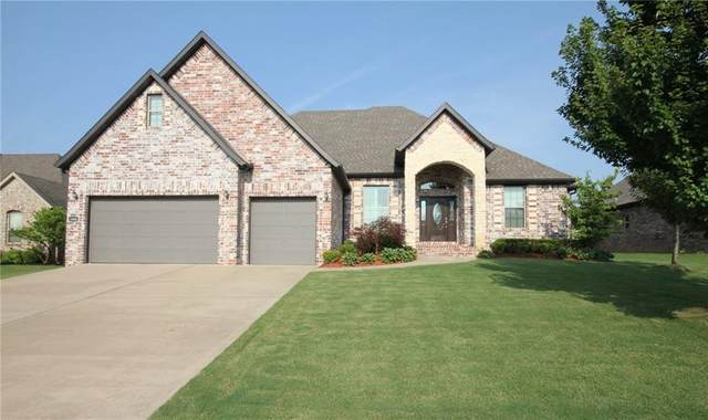 5808 S 66Th Street, Cave Springs, AR 72718 (MLS #1192853) :: McNaughton Real Estate