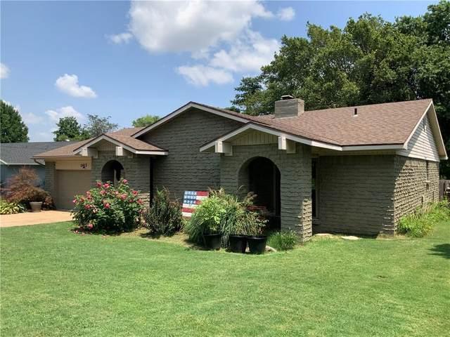 1413 Buena Vista Circle, Springdale, AR 72762 (MLS #1192864) :: Five Doors Network Northwest Arkansas