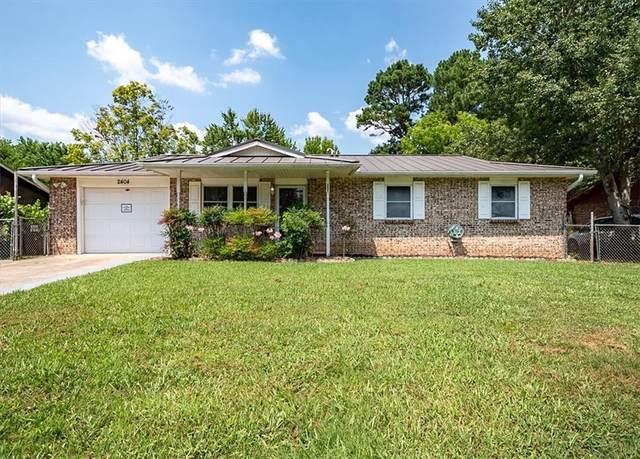 2404 Jill Circle, Springdale, AR 72762 (MLS #1192869) :: McNaughton Real Estate