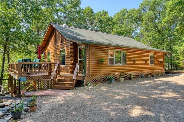 174 Green Glory Drive, Eureka Springs, AR 72631 (MLS #1192870) :: McNaughton Real Estate