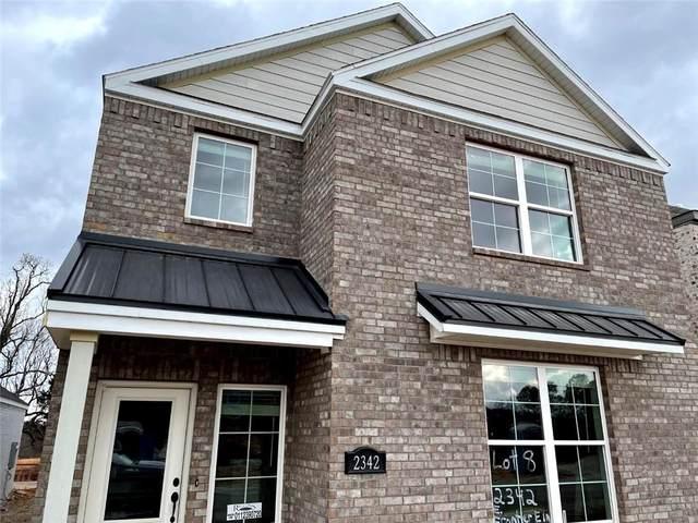2337 E Frontier Elm Drive, Fayetteville, AR 72703 (MLS #1192923) :: McNaughton Real Estate