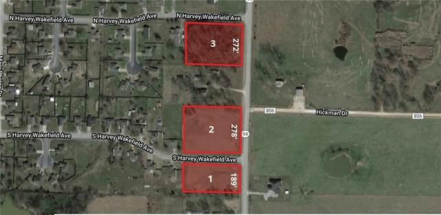 1.63 Acres N Hwy 94 & S. Harvey Wakefield Avenue, Pea Ridge, AR 72751 (MLS #1192935) :: McMullen Realty Group