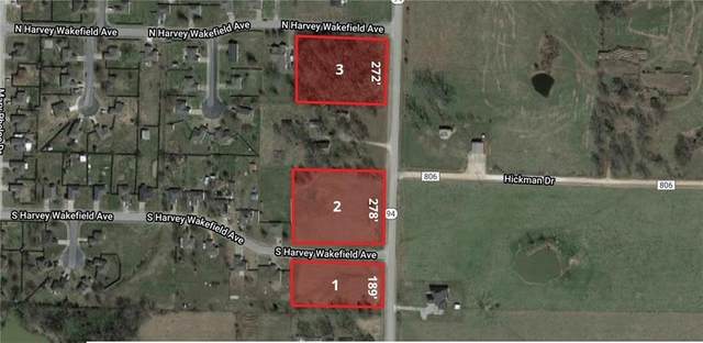 2.34 Acres N Hwy 94 & S. Harvey Wakefield Avenue, Pea Ridge, AR 72751 (MLS #1192936) :: McMullen Realty Group