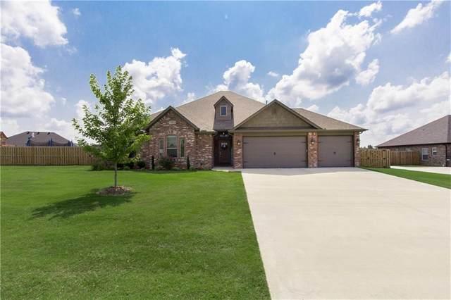 705 Valley Lane, Springdale, AR 72762 (MLS #1192970) :: McNaughton Real Estate