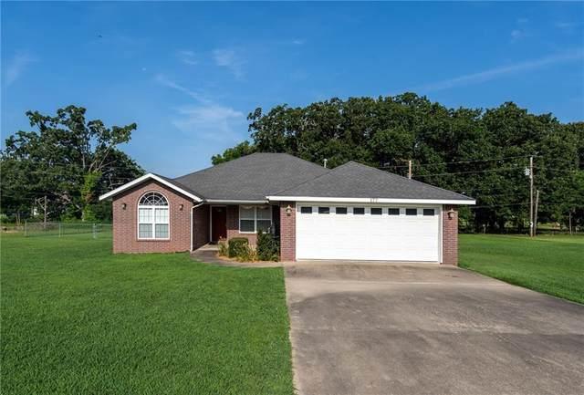 177 Peach Street, Colcord, OK 74338 (MLS #1192996) :: McNaughton Real Estate