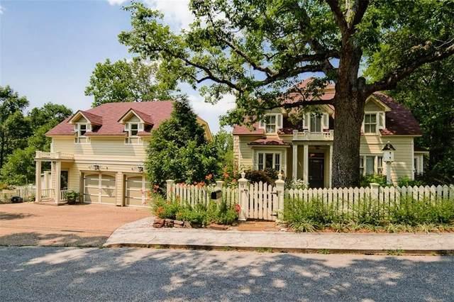 15 Eugenia Street, Eureka Springs, AR 72632 (MLS #1193020) :: NWA House Hunters   RE/MAX Real Estate Results