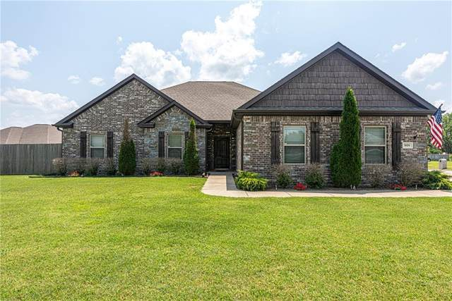 909 Custer Street, Prairie Grove, AR 72753 (MLS #1193056) :: McNaughton Real Estate