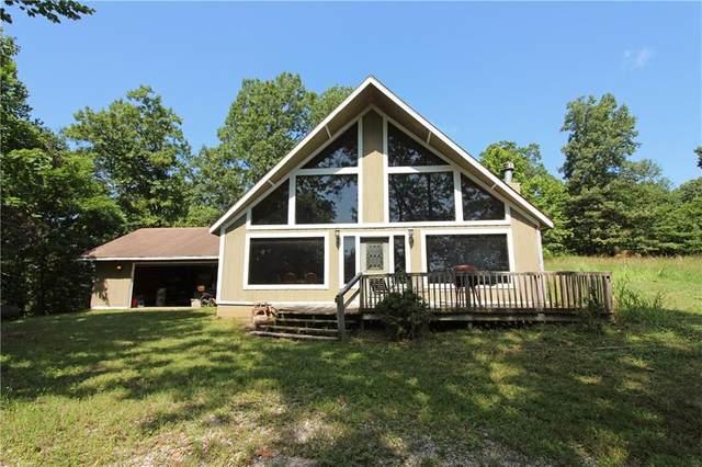 14740 Jesse Lane, Rogers, AR 72758 (MLS #1193070) :: Five Doors Network Northwest Arkansas