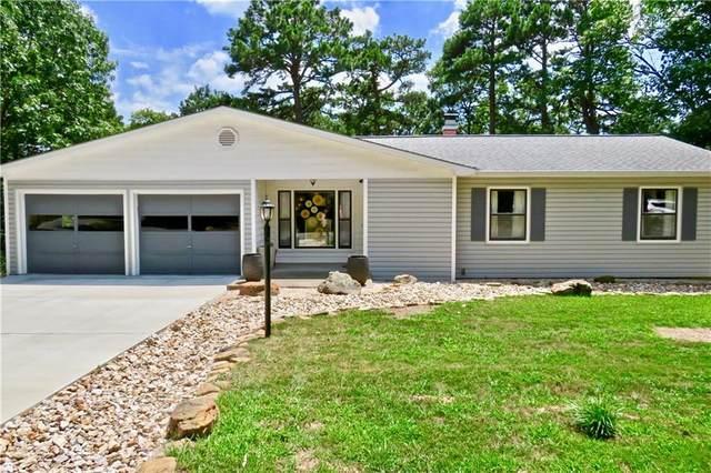 6 Mission Hills Lane, Holiday Island, AR 72631 (MLS #1193072) :: McNaughton Real Estate