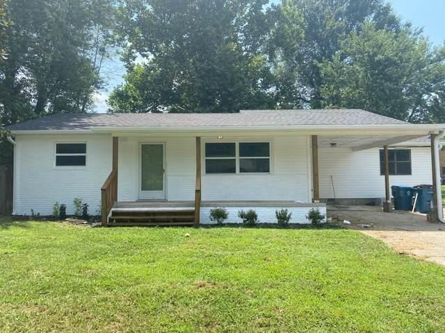 205 SE El Paso Street, Gravette, AR 72736 (MLS #1193074) :: McNaughton Real Estate
