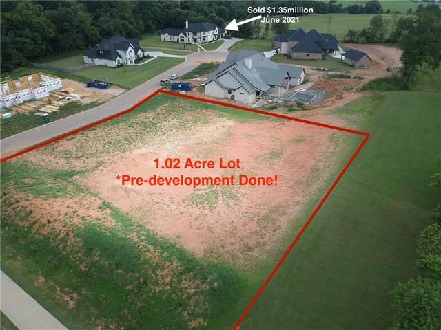 6100 S Haxton Circle, Bentonville, AR 72713 (MLS #1193088) :: NWA House Hunters | RE/MAX Real Estate Results