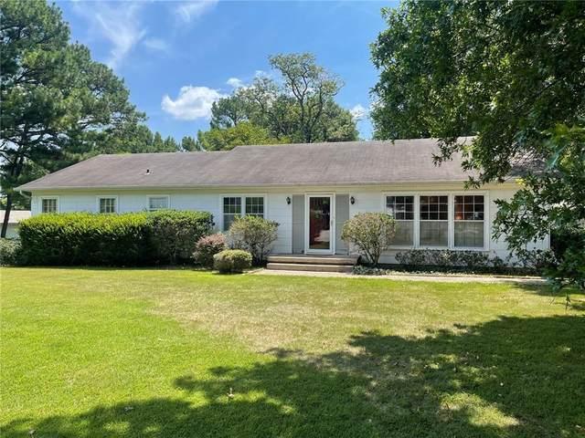 611 Freeman Avenue, Berryville, AR 72616 (MLS #1193094) :: McNaughton Real Estate