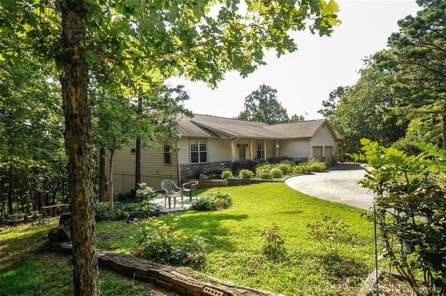 24301 Augusta Drive, Kansas, OK 74347 (MLS #1193097) :: McNaughton Real Estate