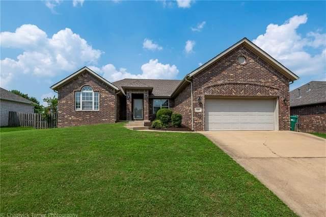 230 Coopers Way, Centerton, AR 72719 (MLS #1193099) :: McNaughton Real Estate