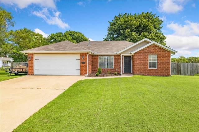 1392 Redbud Road, Elkins, AR 72727 (MLS #1193102) :: McNaughton Real Estate