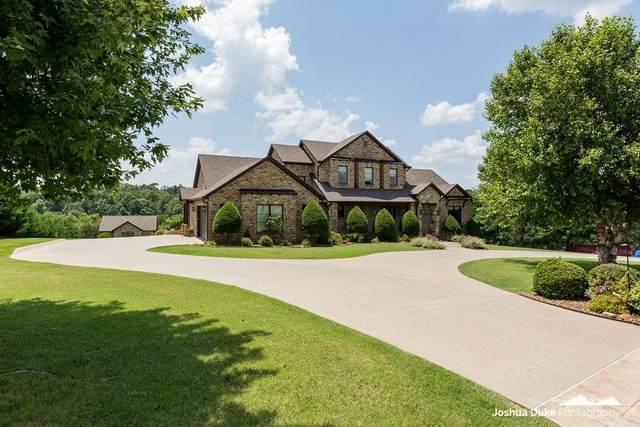 4146 N Dogwood Canyon Loop, Fayetteville, AR 72704 (MLS #1193189) :: McNaughton Real Estate