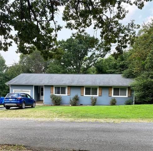 3308 Redbud Drive, Siloam Springs, AR 72761 (MLS #1193217) :: McNaughton Real Estate