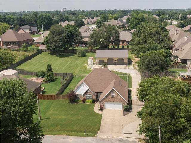 210 Edgewood Avenue, Springdale, AR 72764 (MLS #1193222) :: NWA House Hunters   RE/MAX Real Estate Results