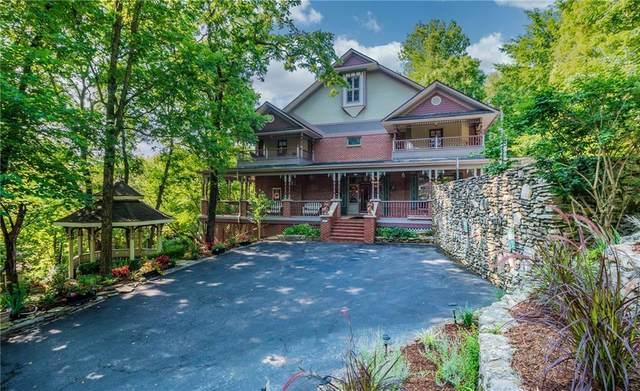 46 Hillside Avenue, Eureka Springs, AR 72632 (MLS #1193228) :: McMullen Realty Group