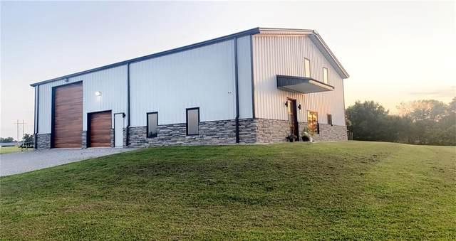 603 NW Cowan Avenue, Gentry, AR 72734 (MLS #1193367) :: McNaughton Real Estate