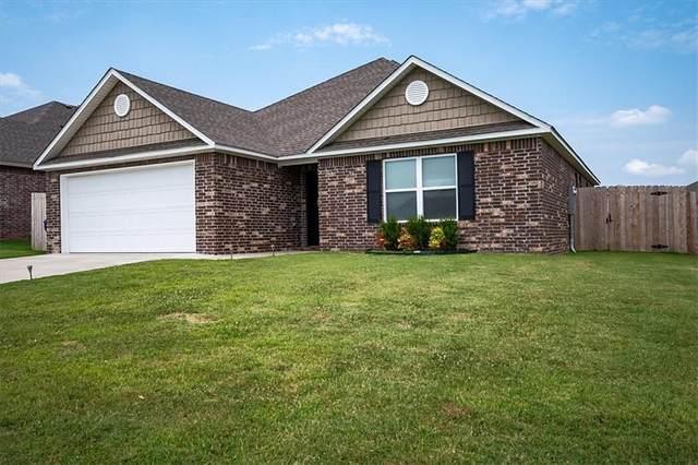 1225 Canyon Gate Drive, Siloam Springs, AR 72761 (MLS #1193382) :: McNaughton Real Estate