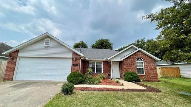 20613 Highland Drive, Springdale, AR 72764 (MLS #1193438) :: McNaughton Real Estate