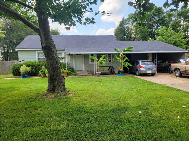 920 Elm Street, Siloam Springs, AR 72761 (MLS #1193503) :: McNaughton Real Estate