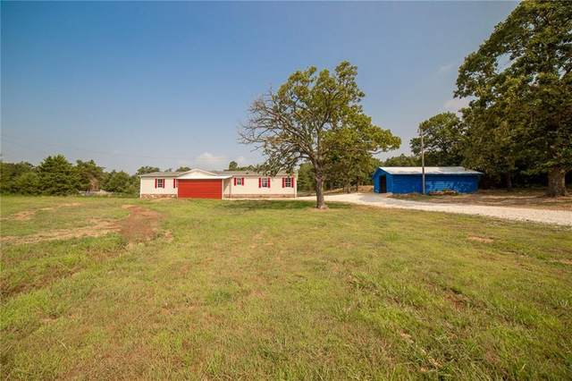 14109 Blue Mountain Road, Prairie Grove, AR 72753 (MLS #1193512) :: McNaughton Real Estate