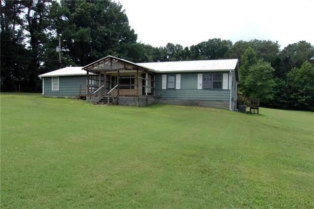 18765 Shoreline, Fayetteville, AR 72703 (MLS #1193535) :: McMullen Realty Group